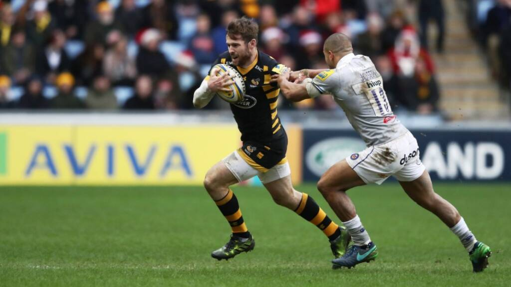 Aviva Premiership Rugby stars selected for 2017 British & Irish Lions Tour