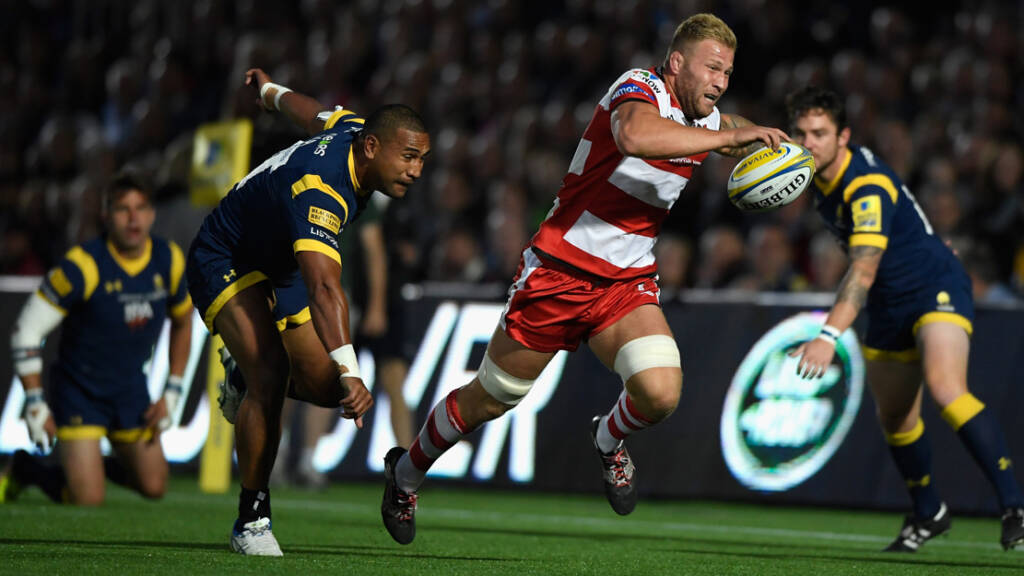 Moriarty 'honoured and shocked' to receive Lions call up