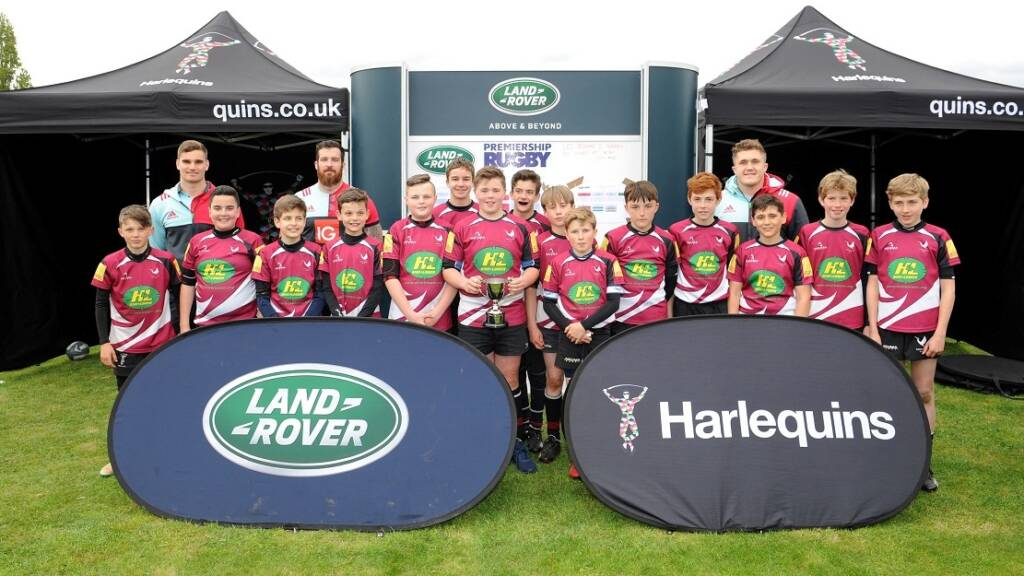 Delight for young Cranbrook stars as Land Rover Cup win secures Twickenham trip