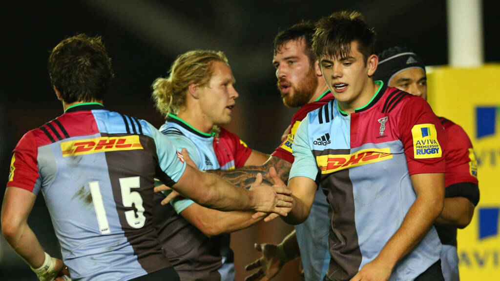 Archie White re-signs as Josh McNulty joins Harlequins