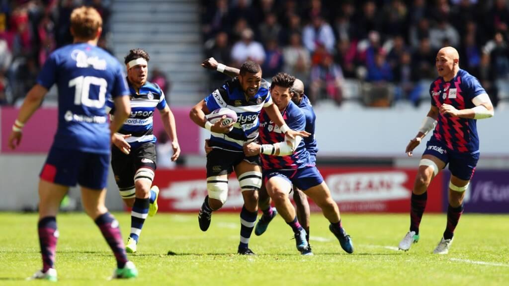 Match Report: Stade Francais 28 Bath Rugby 25
