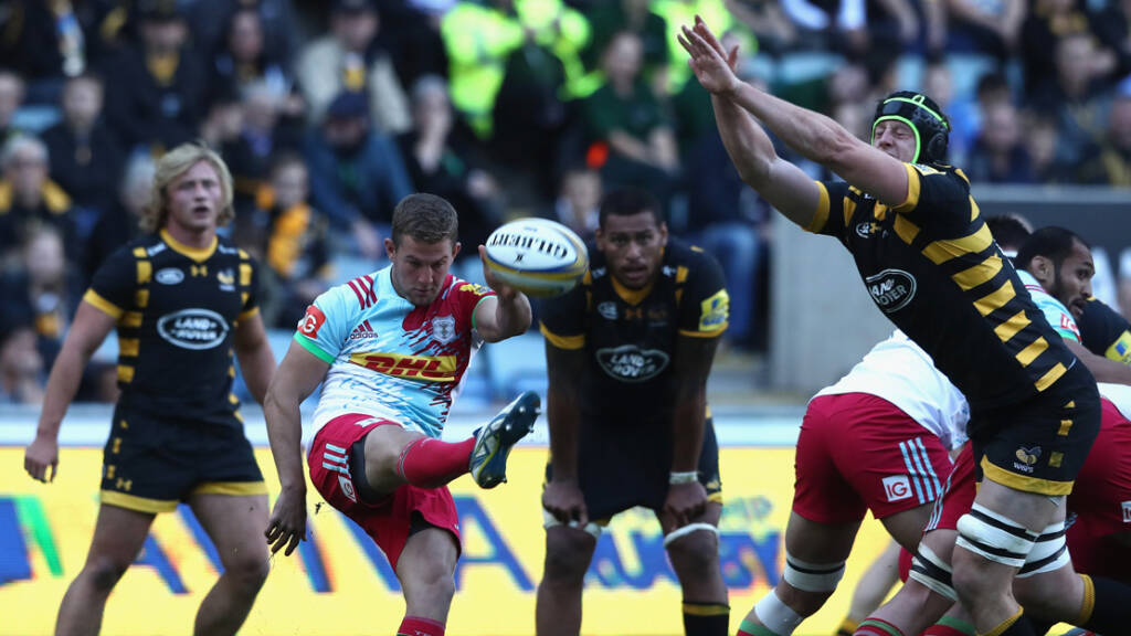 Round 21 Preview: Harlequins v Wasps