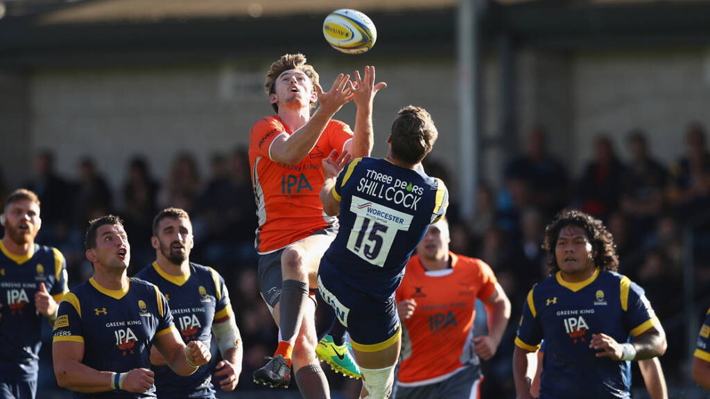 Round 21 Preview: Newcastle Falcons v Worcester Warriors