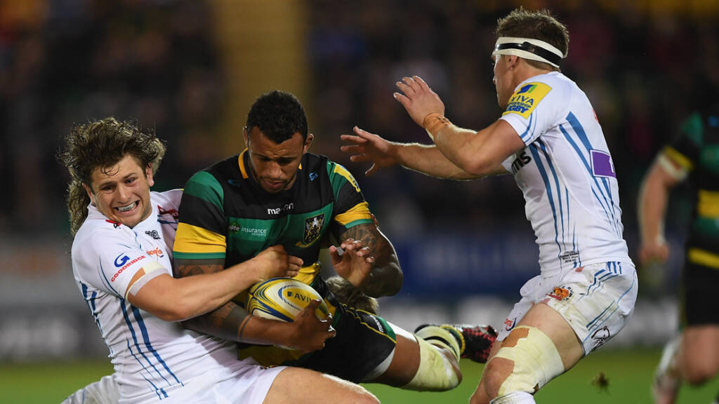 Exeter Chiefs v Northampton Saints