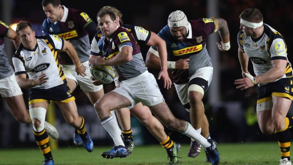 Match Report: Harlequins 32 Wasps 13