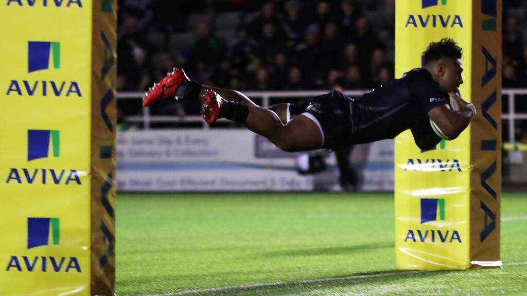 Match Report: Newcastle Falcons 16 Worcester Warriors 14