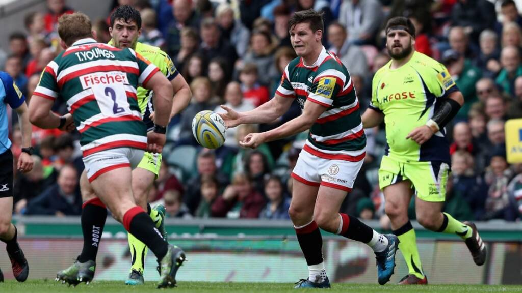 Match Report: Leicester Tigers 41 Sale Sharks 18