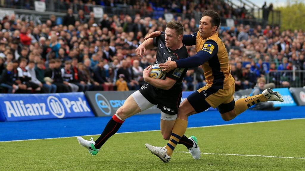Match Report: Saracens 27 Bristol Rugby 9