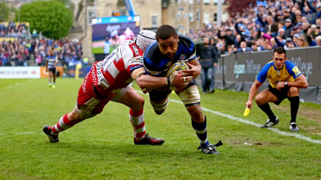 Match Report: Bath Rugby 44 Gloucester Rugby 20
