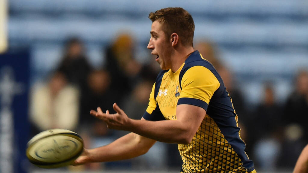 Huw Taylor signs Worcester Warriors first-team deal