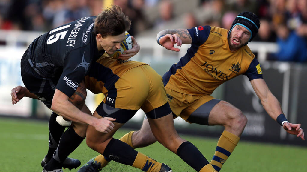 Round 22 Preview: Bristol Rugby v Newcastle Falcons