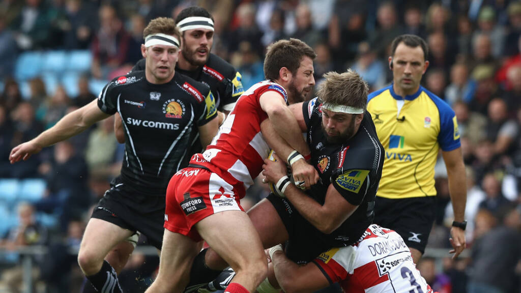 Round 22 Preview: Gloucester Rugby v Exeter Chiefs