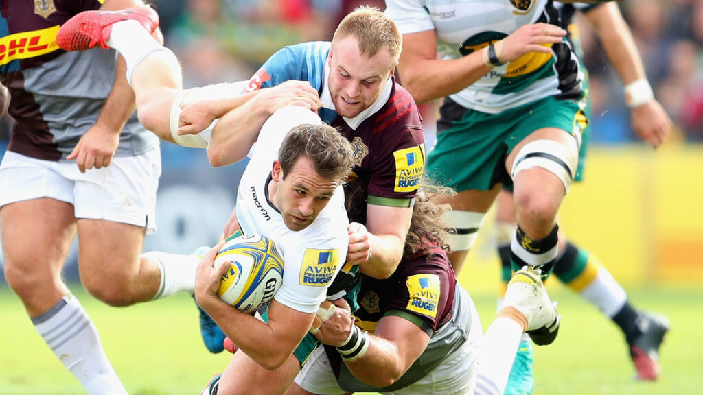 Round 22 Preview: Northampton Saints v Harlequins