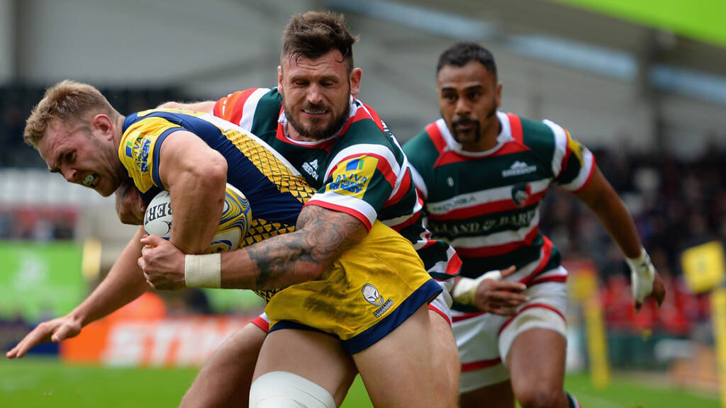 Round 22 Preview: Worcester Warriors v Leicester Tigers