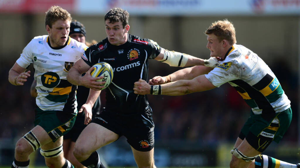 Exeter Chief v Northampton Saints