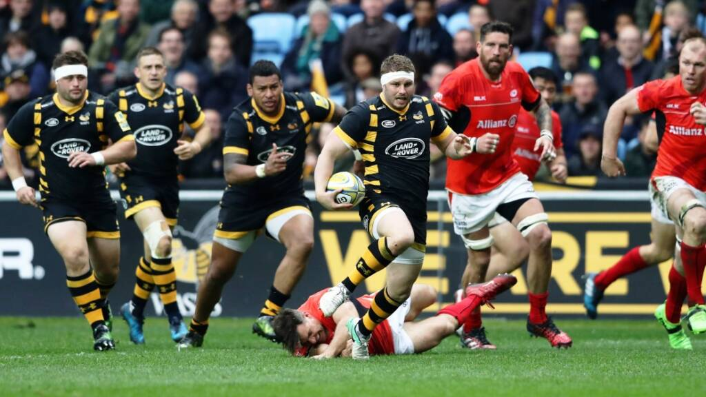 Match Report: Wasps 35 Saracens 15