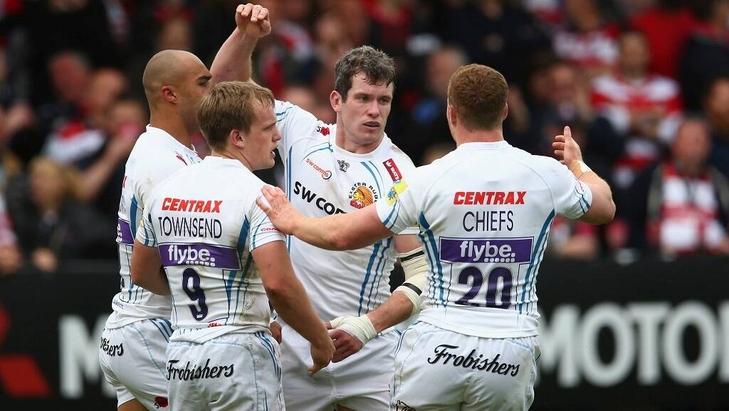 Match Report: Gloucester Rugby 20 Exeter Chiefs 34