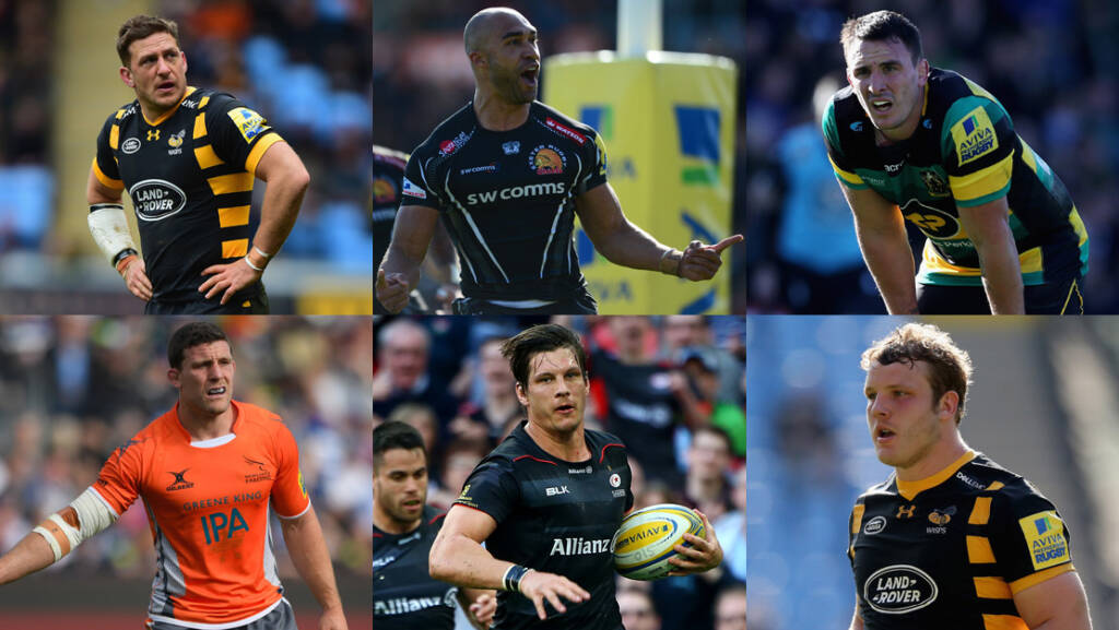 Aviva Premiership Rugby Player of the Season shortlist announced