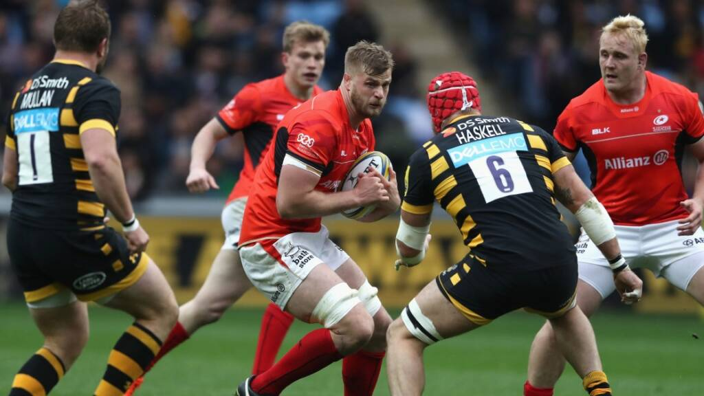 Kruis confident big game experience will see Saracens through
