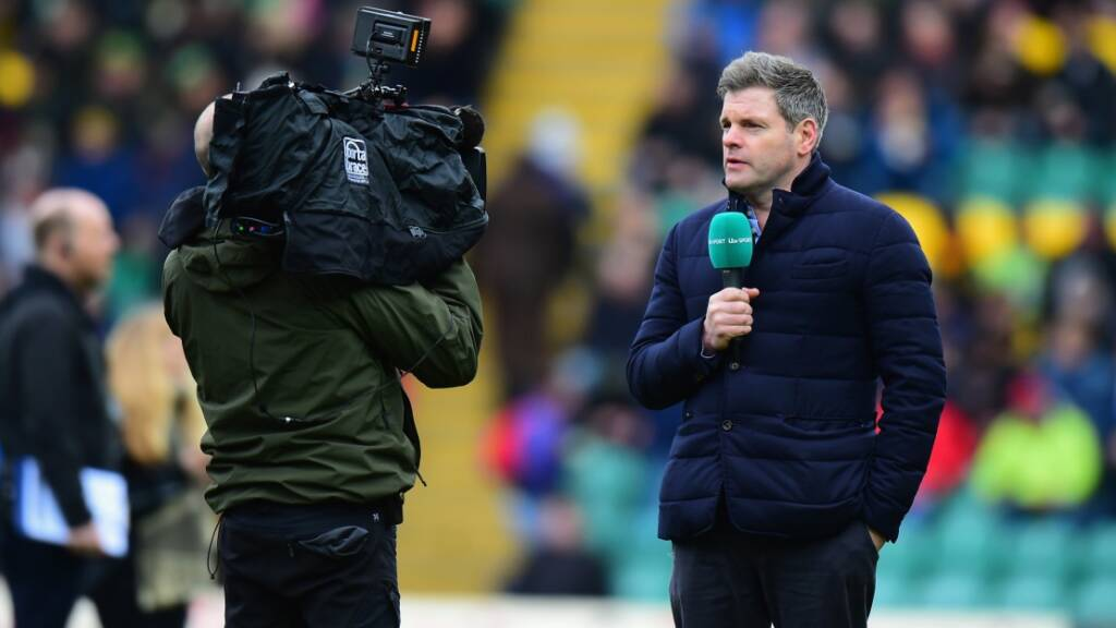 Aviva Premiership Rugby TV coverage on BT Sport and ITV Sport