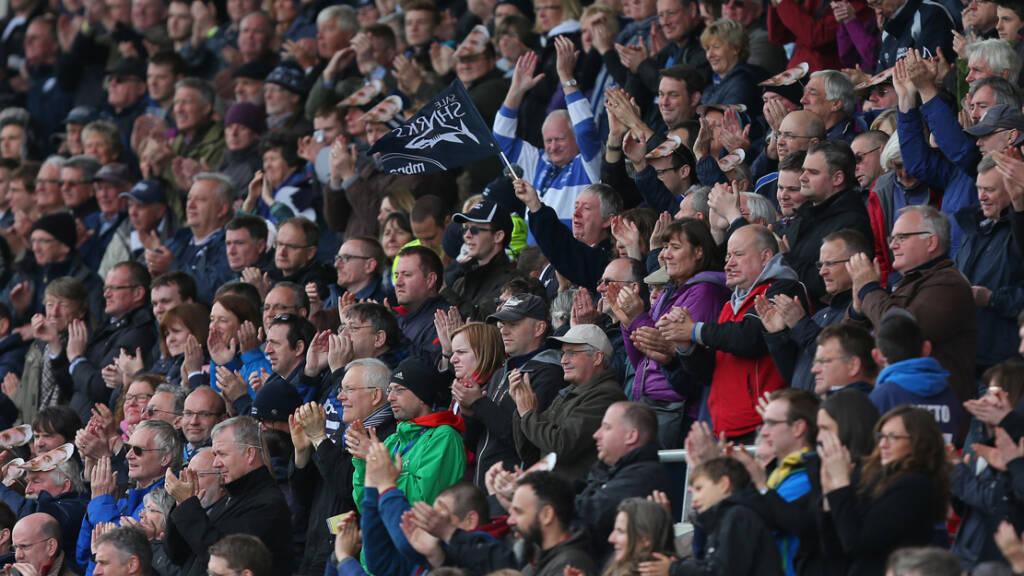Sale Sharks Season Ticket Sales Record Broken