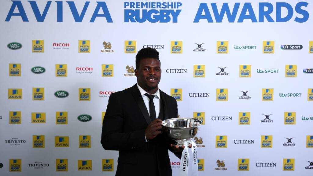More to come from Wasps' Christian Wade after Aviva Premiership Rugby Awards win