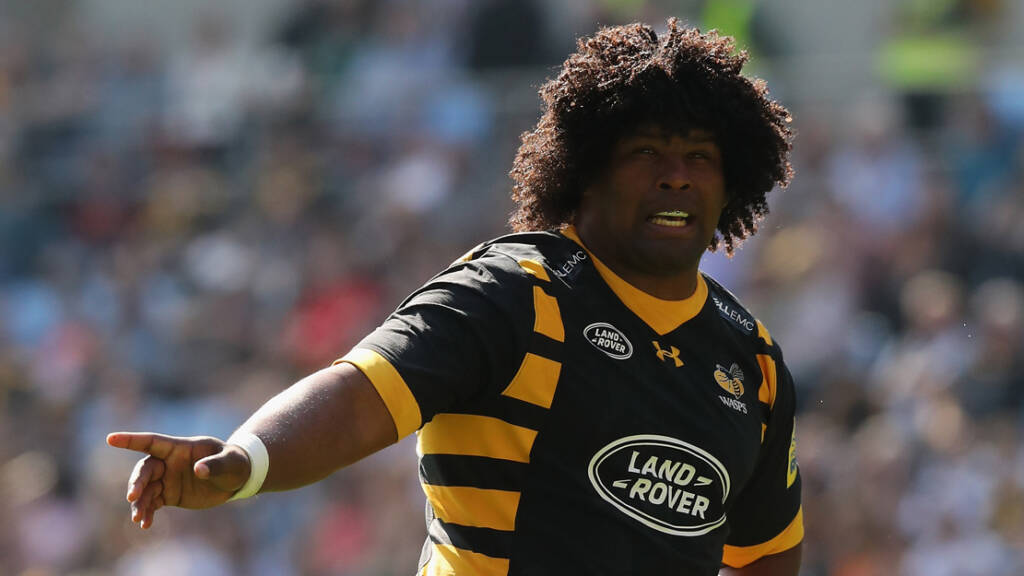 Wasps team to play Leicester Tigers in the Aviva Premiership Semi Final