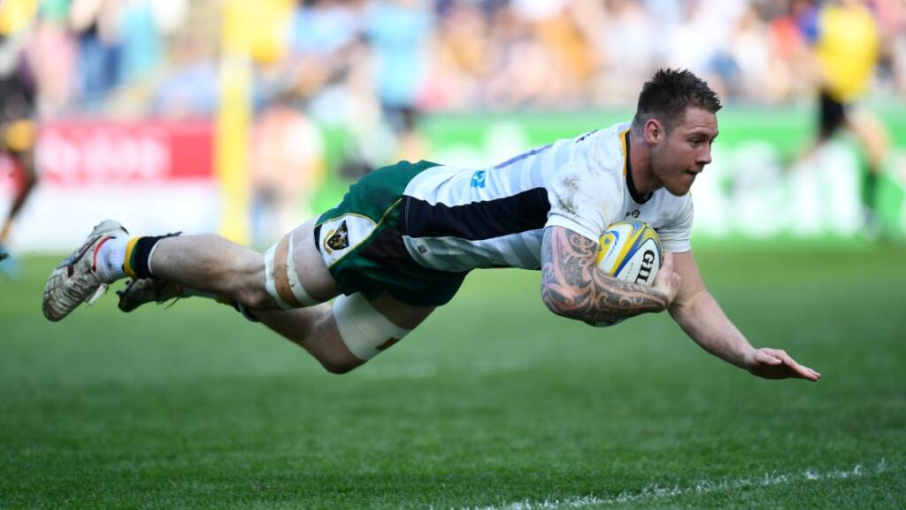 Northampton Saints make two changes for Champions Cup qualifier
