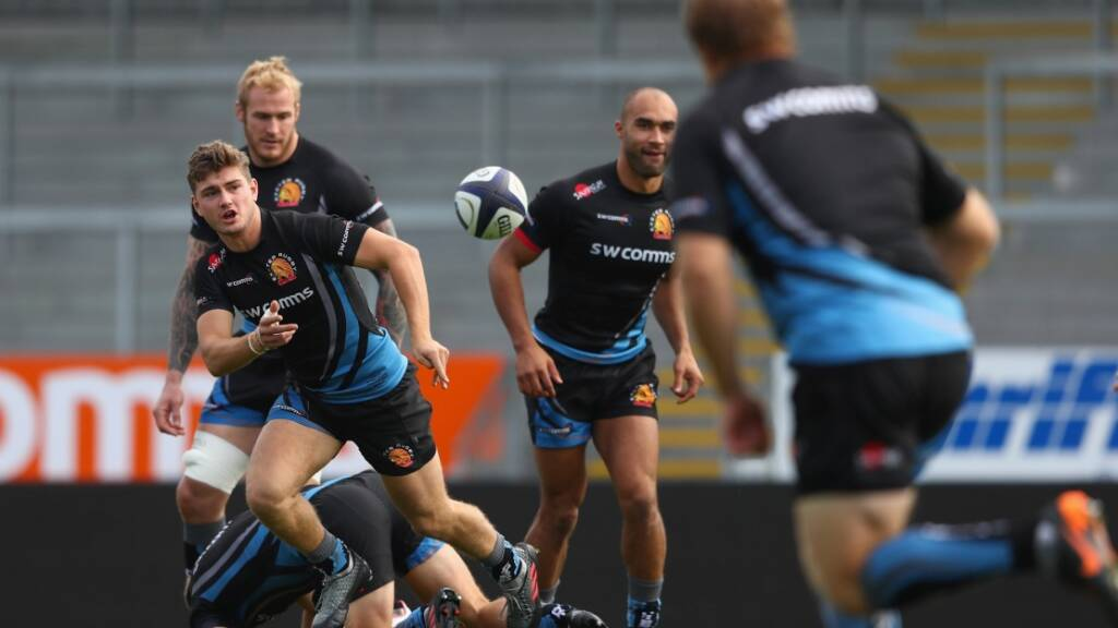 "Jack Maunder reflects on exciting ""rollercoaster"" season with Exeter Chiefs after award nomination"