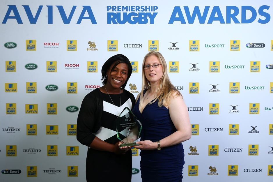 Player of the year Millar-Mills benefiting from increased coverage of women's game