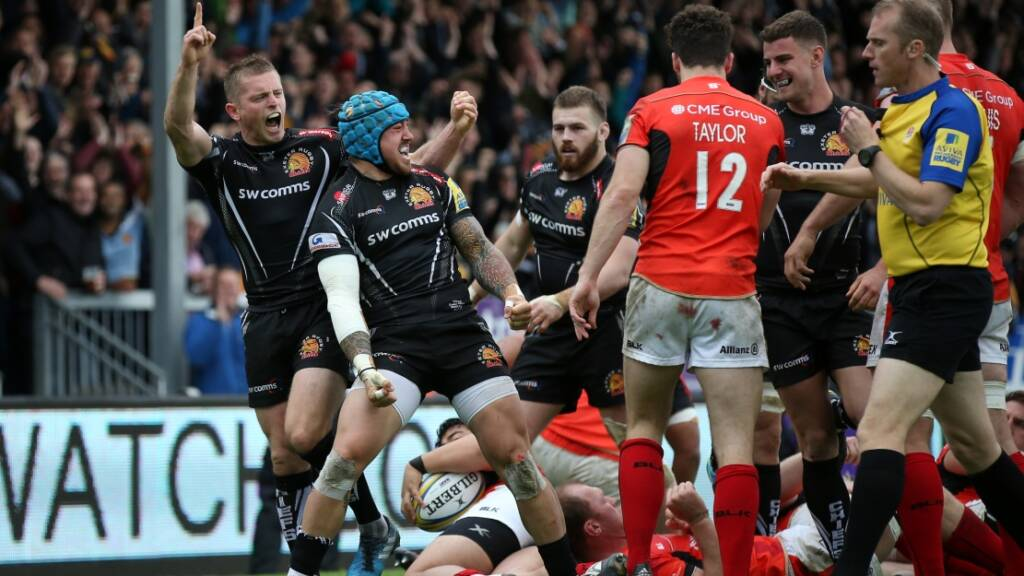 Match Report: Exeter Chiefs 18 Saracens 16