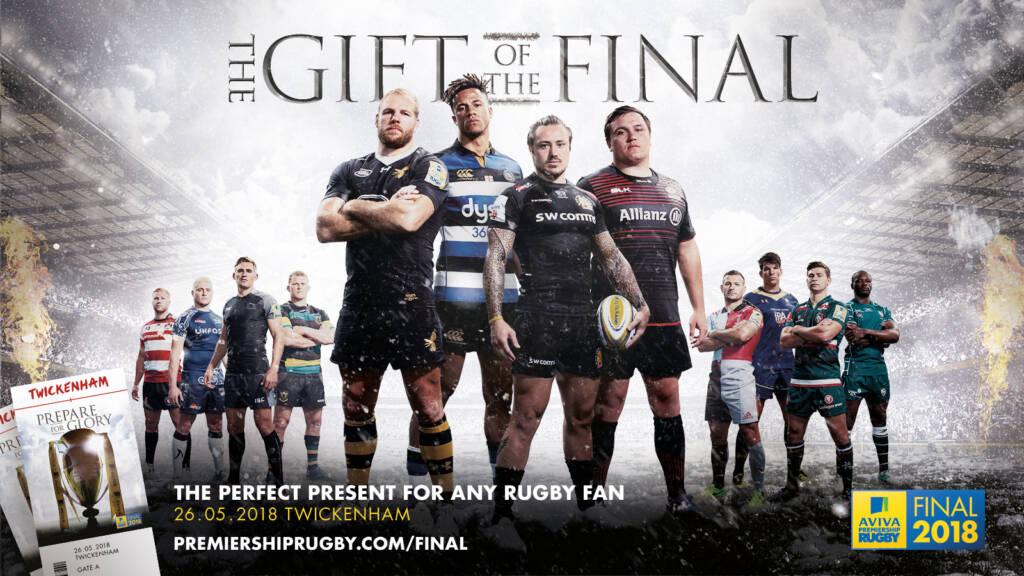 The Aviva Premiership Rugby Final 2018