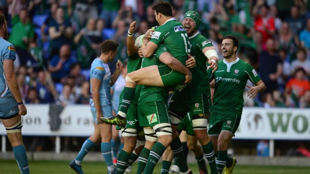 Match Report: London Irish 55 (84) Yorkshire Carnegie 48 (66)