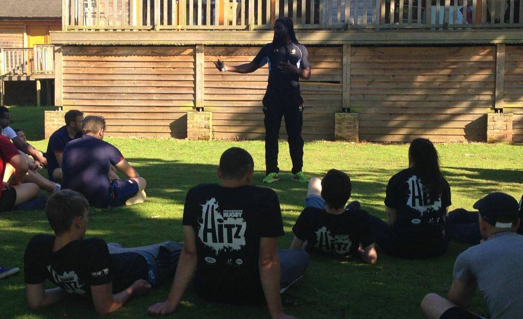 HITZ learning academy gear up for the Aviva Premiership Rugby final