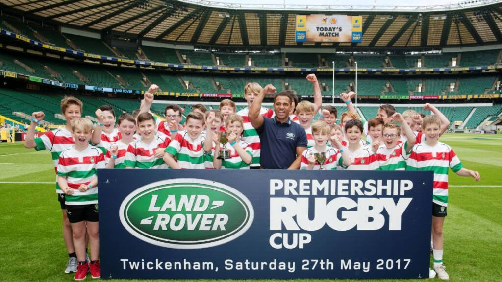 Land Rover Premiership Rugby Cup rounds off in style at Twickenham with Jason Robinson