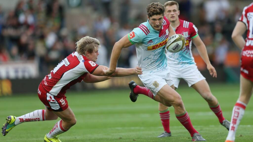 Aviva Premiership Rugby starlets in action as England Under-20s defeat Samoa