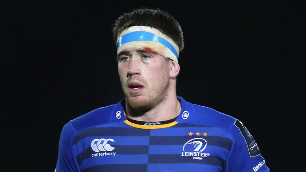 Flanker Dominic Ryan signs in at Leicester Tigers