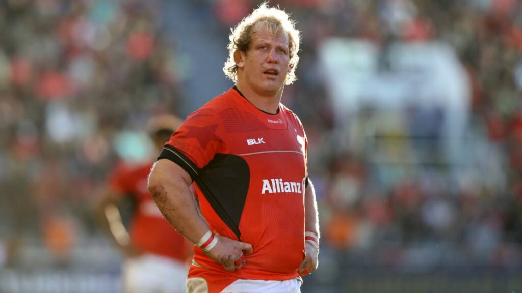 Du Plessis among four new signings for London Irish