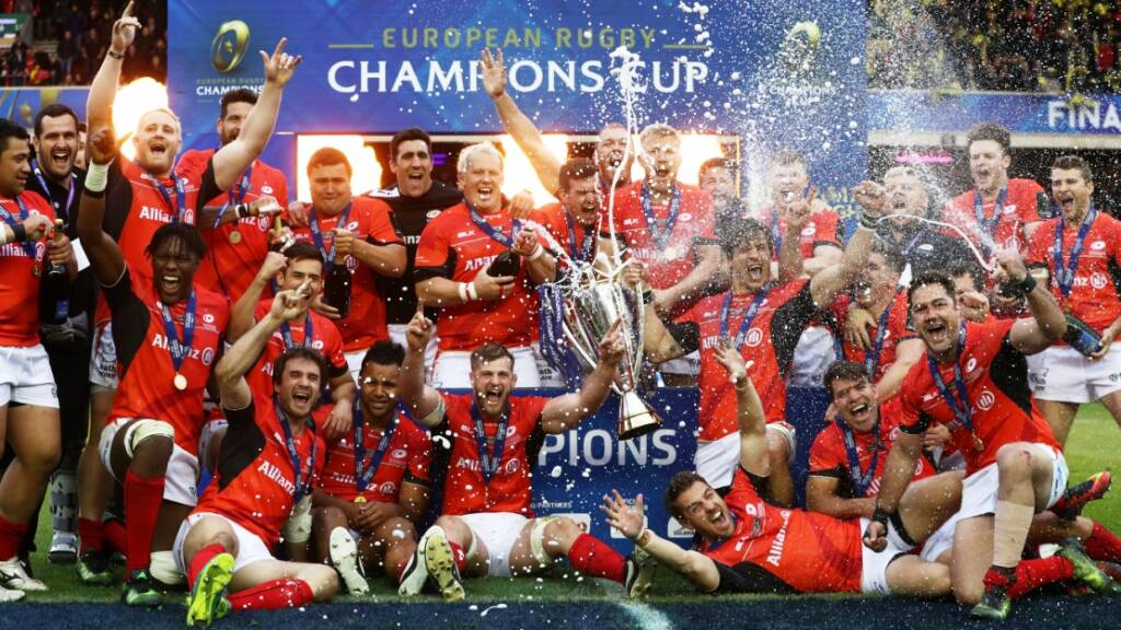 Throwback Thursday: Saracens lift second European Champions Cup