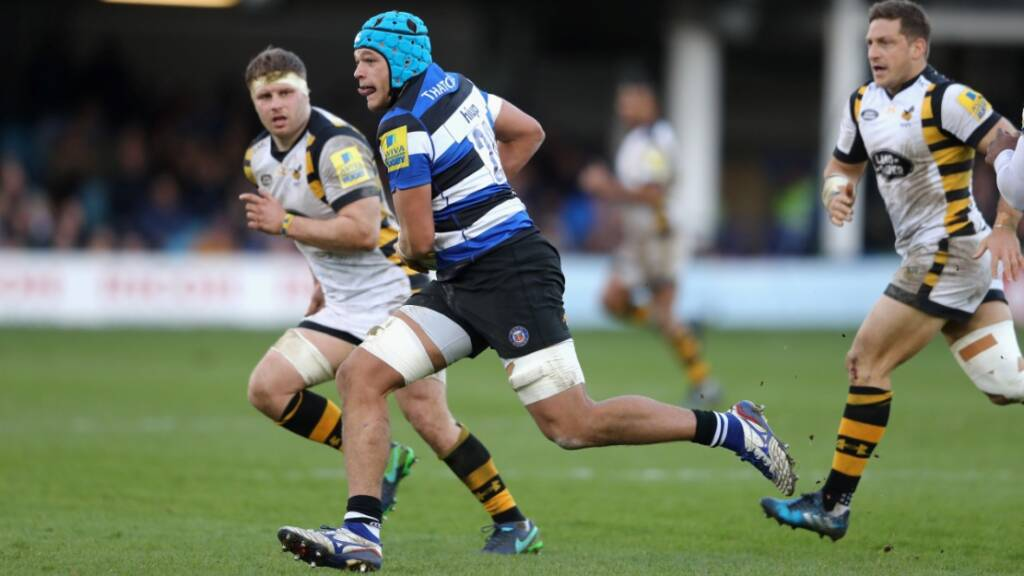 Bath Rugby's Zach Mercer in dreamland after England Under-20s reach final