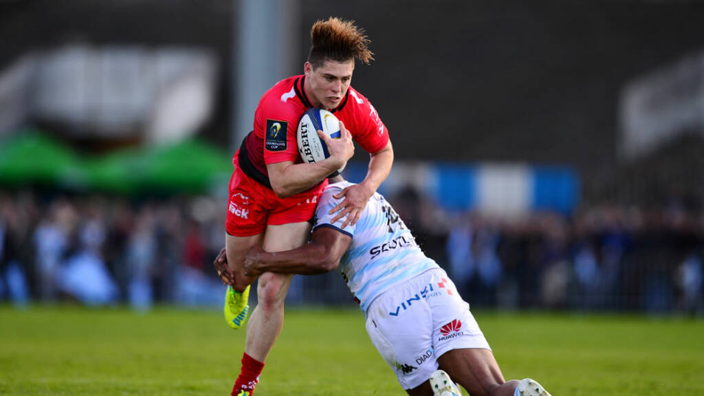 Sale Sharks sign James O'Connor from Toulon
