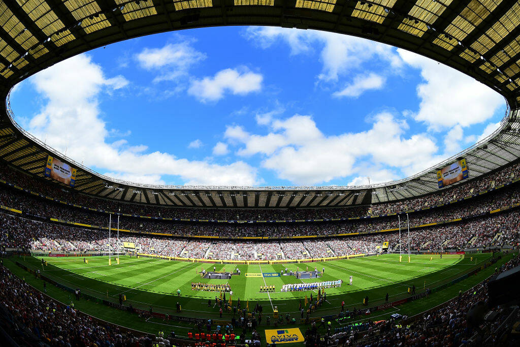 Saracens and London Irish to kick off the season at Twickenham