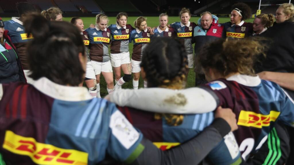 Harlequins Ladies coach savours upcoming Women's Super Rugby season