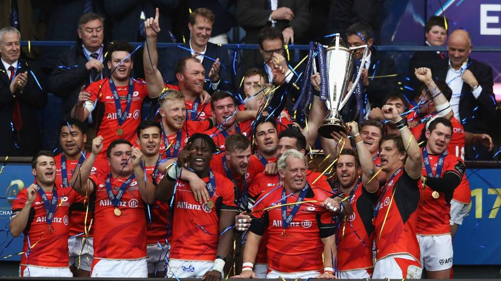 Sky Sports has lost the Champions Cup rights