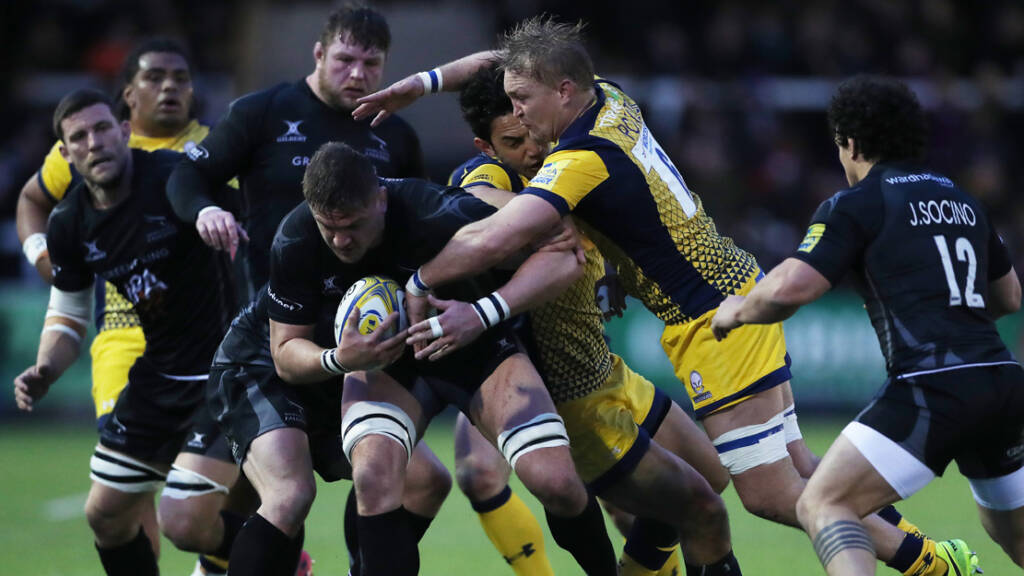 Newcastle Falcons start Aviva Premiership season at home to Worcester Warriors