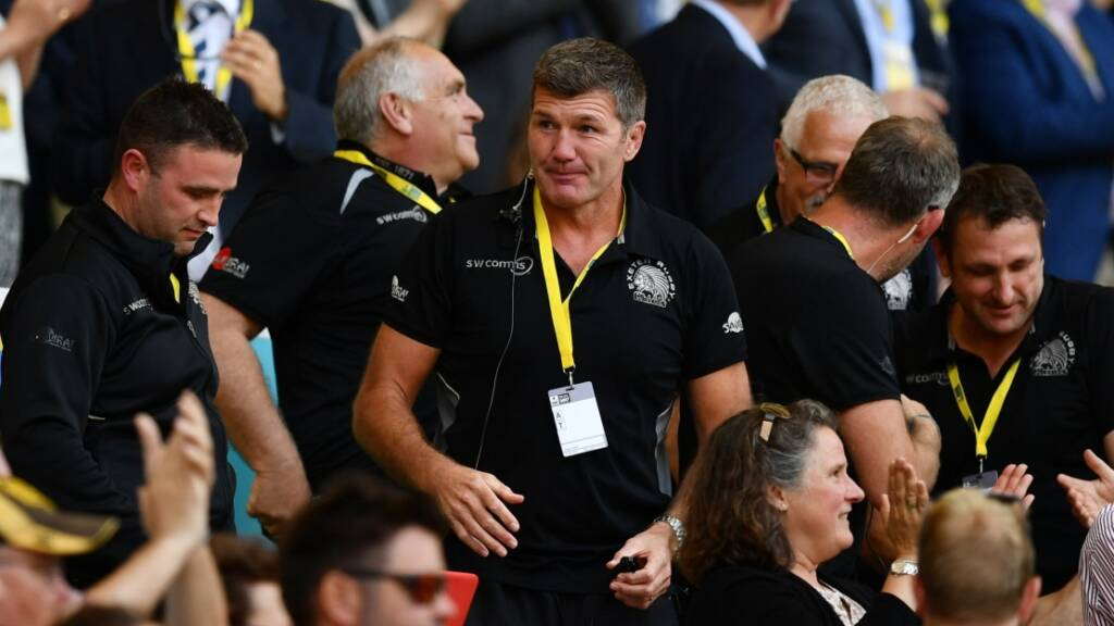Four coaches agree new deals at Exeter Chiefs