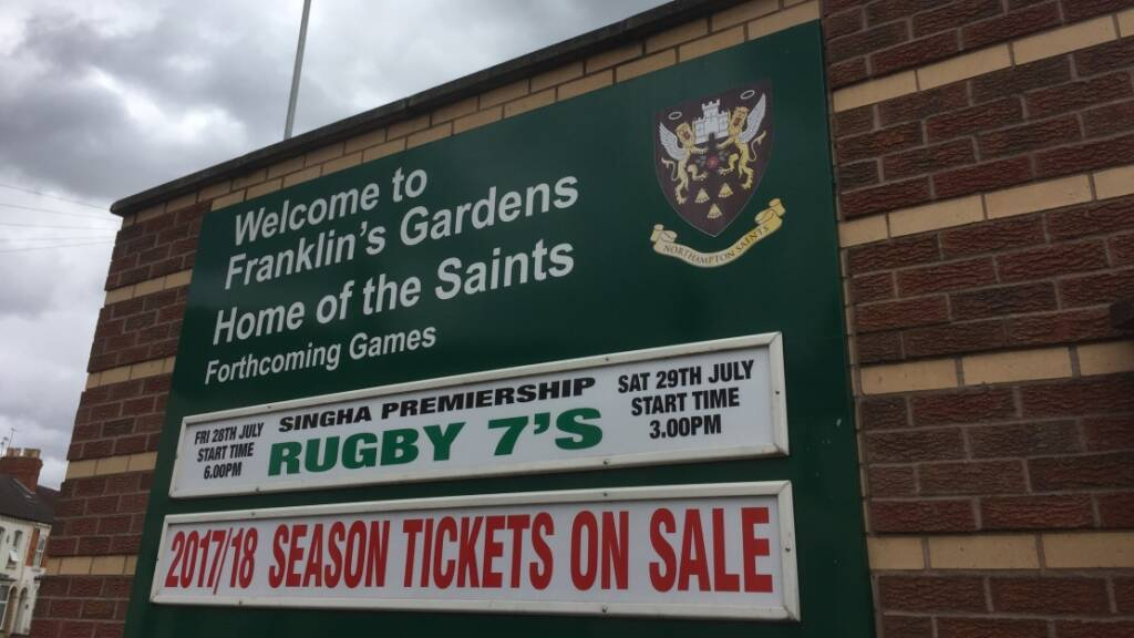 Singha Premiership Rugby 7s prepares to touchdown in Northampton