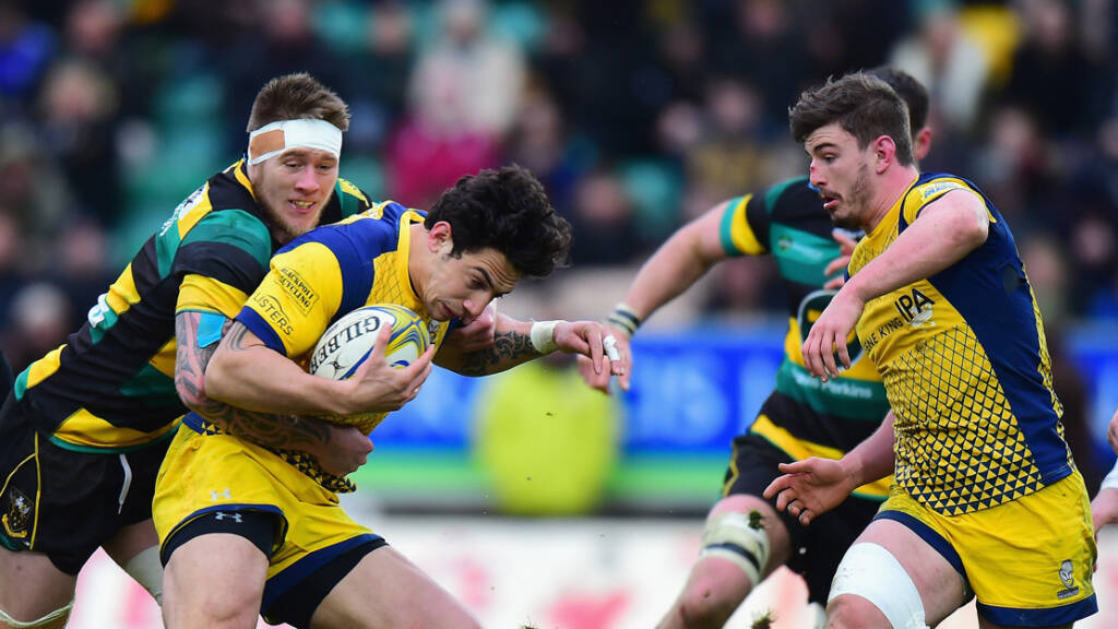 Kick off change: Worcester Warriors v Northampton Saints