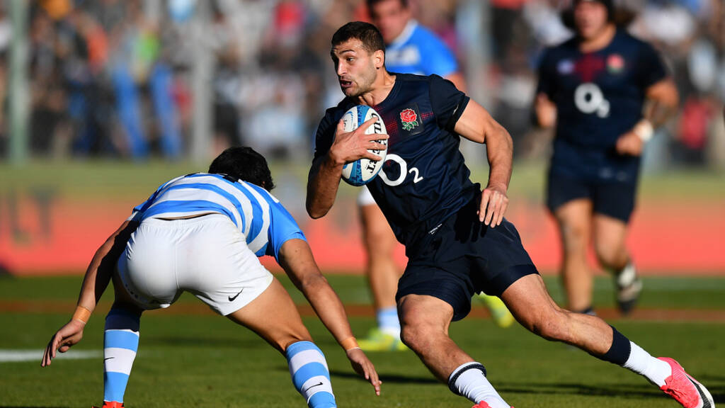 Leicester Tigers are delighted to announce the signing of England international Jonny May