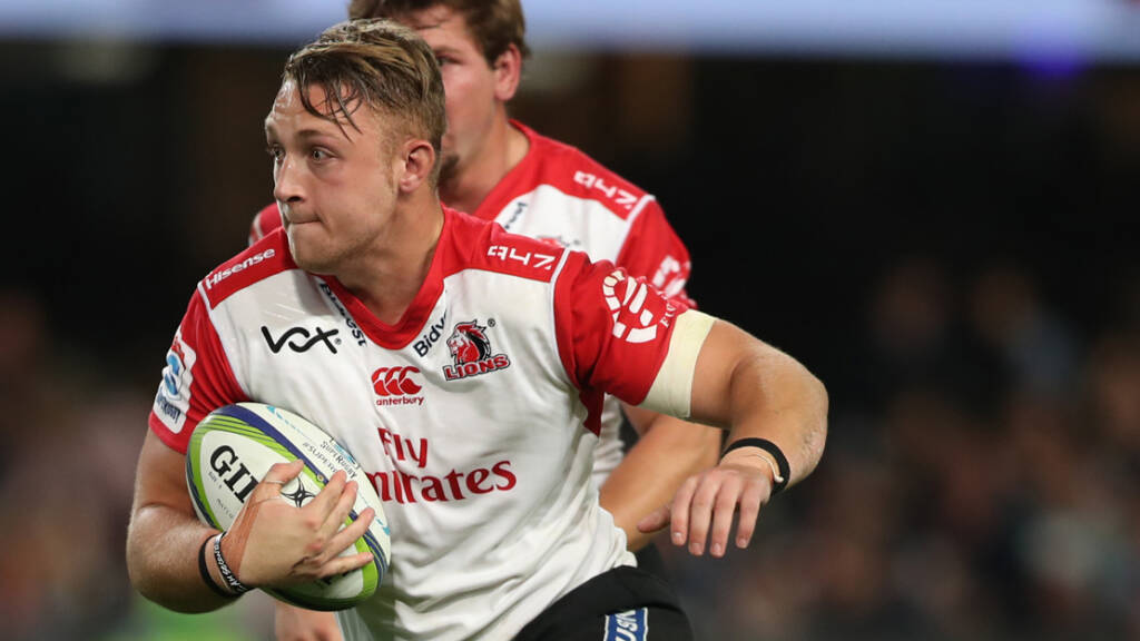 Super Rugby standout Ruan Ackermann joins Gloucester Rugby